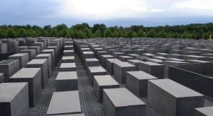 Berlin Memorial to the murdered Jews of Europe