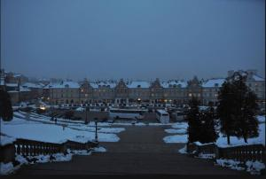 Lublin at Night. Photo credit: Emmanuel Santos