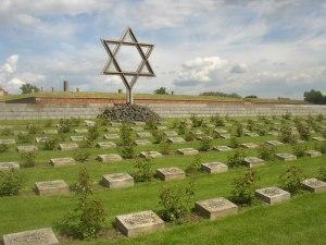 Terezin Memorial Cemetary