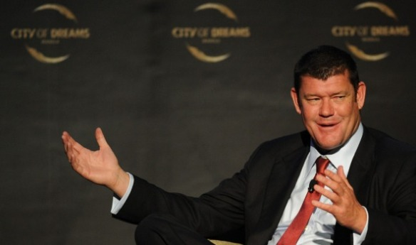 James Packer - almost.......