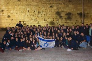 Y2I funds trips to Israel for Jewish Year 10 students.