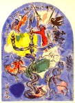 Chagall_Jerusalem Windows