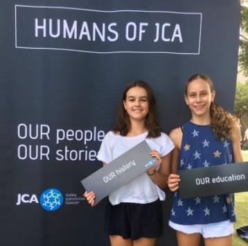 humans of jca